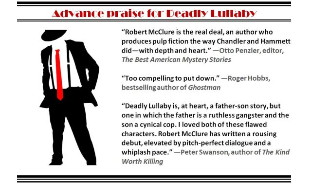 Book Reviews for Deadly Lullaby by Robert McClure